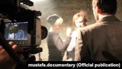 Съемки документального фильма «Мустафа»