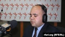 سهراب بهمن سخنگوی وزارت اقتصاد افغانستان