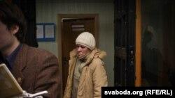 Мајката на Васили Перфенков на неговото судење
