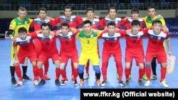 Кыргыз футзалчылары