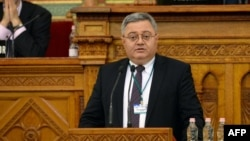 Georgia's parliament speaker Davit Usupashvili has admitted that his Republican Party reluctantly supported aspects of Georgian Dream's electoral reform plan in order to prevent the ruling coalition from collapsing.