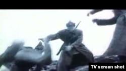 Кадр з фільму Олеся Янчука «Голод-33»