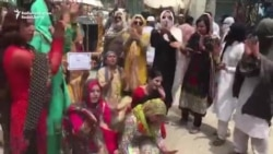 Pakistani Transgender Activists Protest Dance Ban