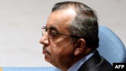 The UN's sepcial envoy to Kosovo, Zahir Tanin (file photo)