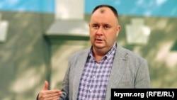 Крымский политический обозреватель Александр Севастьянов