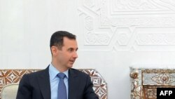 Presidenti i Sirisë, Bashar al-Asad.