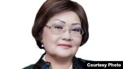 Маркум профессор Гүлмира Сулайман кызы Мамбеталиева (1956-2017).