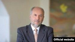 Valentin Inzko, the new EU high representative