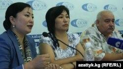 Кыргыз гезиттерине нааразы болгон өнөр адамдары 16-июль, 2013-жыл
