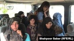 آرشیف، زنان معتاد به مواد مخدر در هرات
