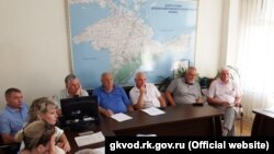 Науково-технічна рада, яка схвалила проєкт реконструкції Міжгірного водосховища