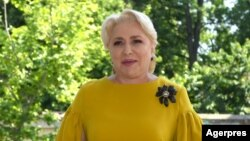Premierul român Viorica Dăncilă.