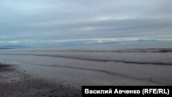 Берег Охотского моря