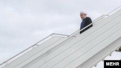 سفر حسن روحانی به عراق سه روز طول خواهد کشید