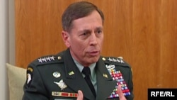 General David Petraeus in RFE/RL interview, Prague, 24May2009