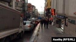 Ստամբուլի փողոցներից մեկը, արխիվ