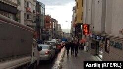 Истанбул урамы