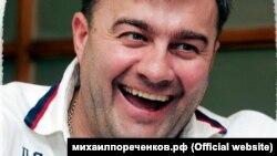 Російський актор Михайло Пореченков