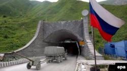 Рокский тоннель, 28 августа 2008 года