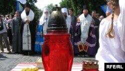 23 ноября отмечается День памяти жертв Голодомора (1932-1933, Украина)