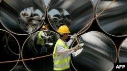 """Чтобы и раньше получить чуть ли не полный доступ к газопроводу OPAL, """"Газпрому"""" нужно было выполнить лишь одно требование ЕС"""