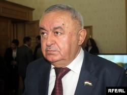Шодӣ Шабдолов, вакили МН аз ҲКТ