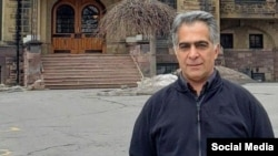 رضا اسلامی، استاد حقوق بشر و حقوق محیط زیست و عضو هیئت علمی دانشگاه شهید بهشتی