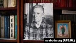 Партрэт Васіля Быкава