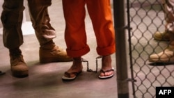 """The main unresolved problem is the odious prison in Guantanamo Bay,"" the Russian report says."