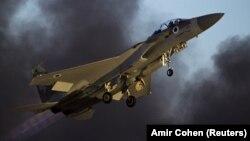 یکی از جنگندههای اسرائیل