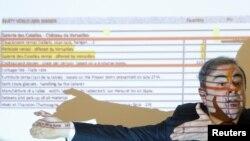 Карлас Гон на прэс-канфэрэнцыі ў Бэйруце, Лібан, 8 студзеня 2020 году.