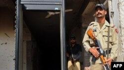 آرشیف٬ نیروهای امنیتی پاکستان