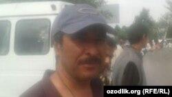 Узбекский сценарист и режиссер Хилол Насимов.