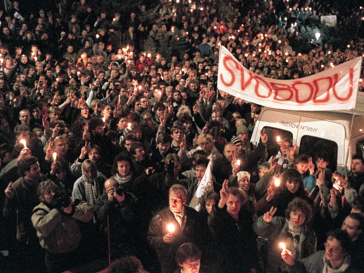 Пратэсты 1989 году ў Празе пачаліся 17 лістапада. Што паслужыла для іх нагодай?