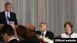 George W. Bush u Hrvatskoj 4.04.2008.