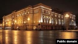 Театр оперы и балета при Петербургской консерватории