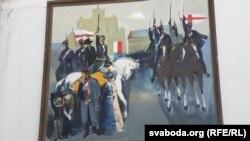 Парад войскаў Вялікага Княства Літоўскага ў Вільні
