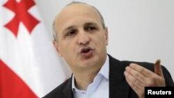 Новый премьер-министр Грузии Вано Мерабишвили.
