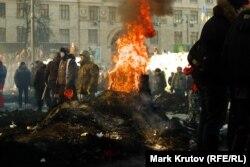 Киев, улица Грушевского