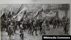 1905 год, Расейская імпэрыя
