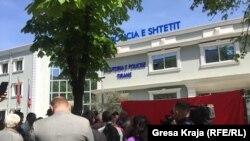 Protestë në Tiranë kundër taksës rrugore