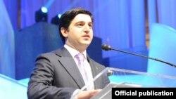 Учредитель Альянса «Азербайджан-Америка» Анар Мамедов. 29 октября 2013