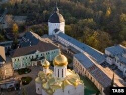 Троице-Сергиева лавра, один из центров православия в России