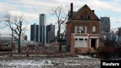 Qyteti i Detroit, Michigan
