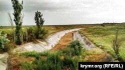 Canalul Crimeei de Nord, 2019