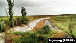 Северо-Крымский канал, 2019 год