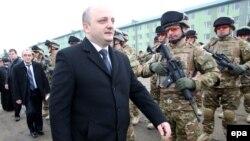 Миндия Джанелидзе уже пять месяцев в ранге министра обороны Грузии. За это время он и его ведомство успели оказаться в эпицентре многочисленных громких скандалов