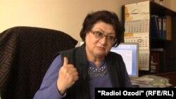 Мунира Иноятова.