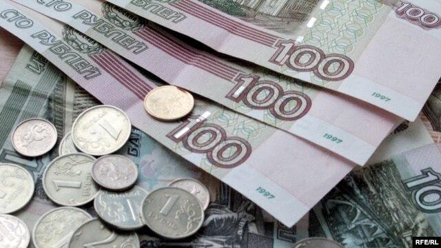 Курс доллара за 5 лет