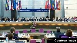 Avropa Şurası Nazirlər Kabineti